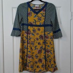 435 by Matilda Jane Flower Power Dress